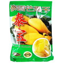 Taibao Dried Mango Redal Fruit 100%  NET WT 380 G
