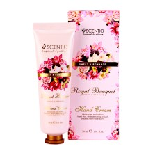Scentio Royal Bouquet Sweet & Romance Hand Cream
